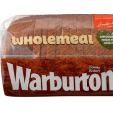Wholemeal Bread 800g Medium Sliced