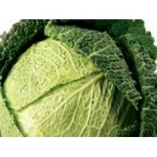 Cabbage Savoy - each